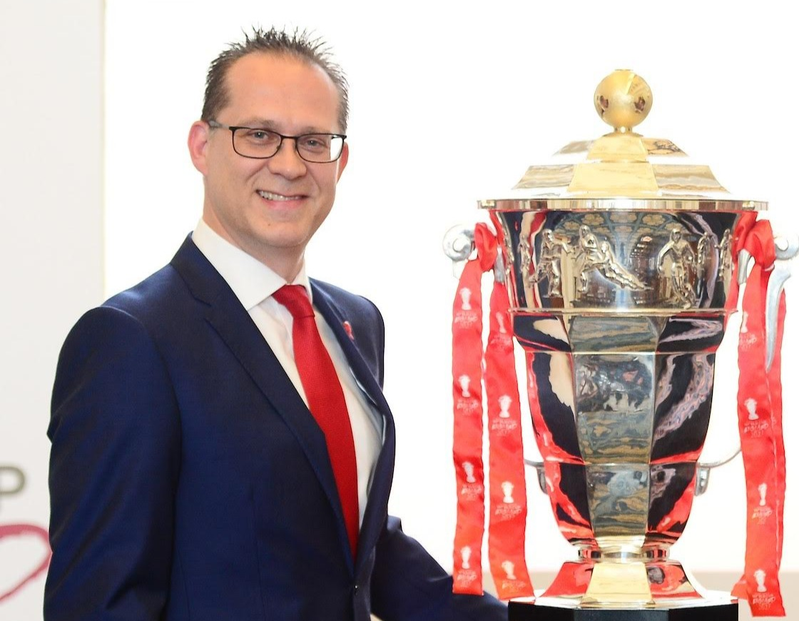 jon Dutton CEO RLWC2021