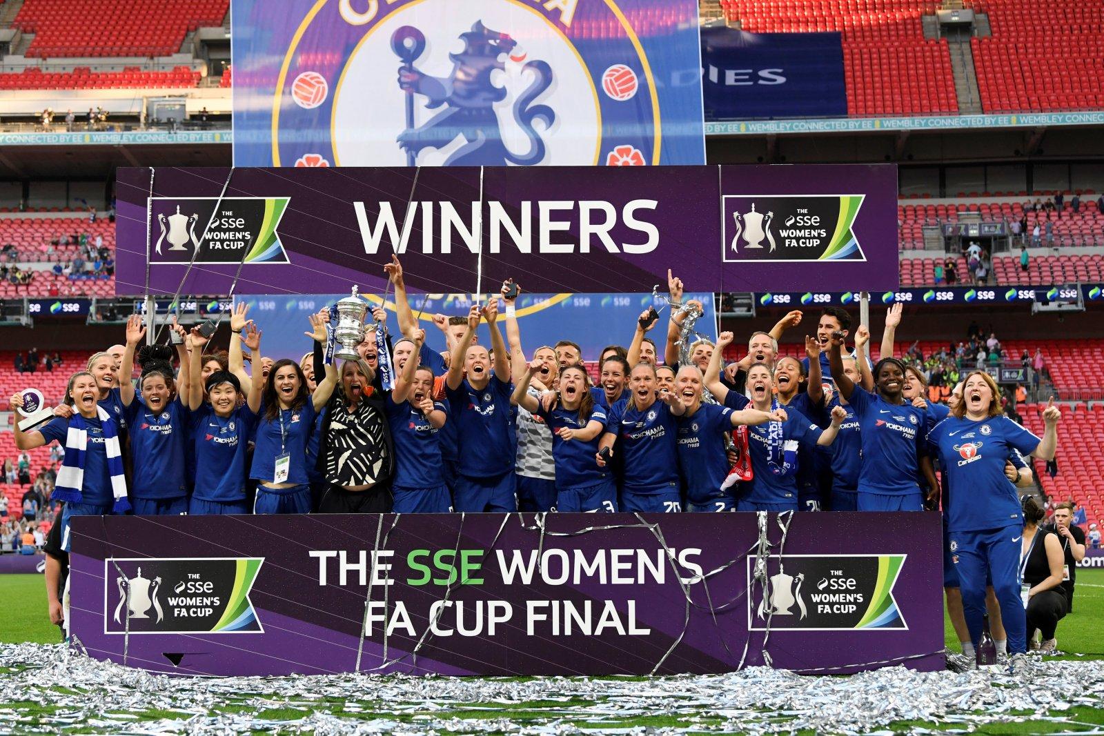 womens football FA cup final