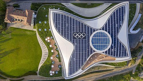 IOC Nachhaltigkeit IOC/ADAM MORK