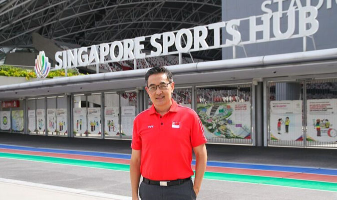 Oon Jin Teik, Singapore Sports Hub CEO