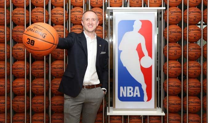 Chris Breeze NBA